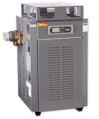 Heliocol Commercial Pool Gas Heater